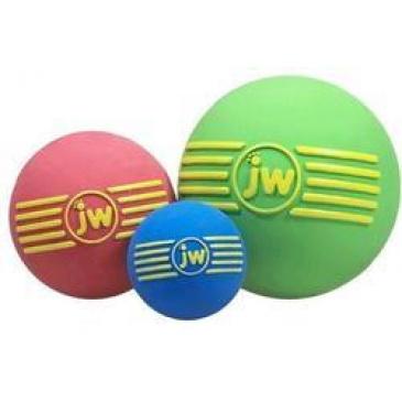 JW Pískací míček Isqueak Ball Medium