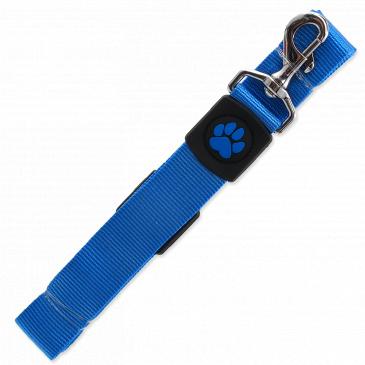 Vodítko ACTIV DOG Premium modré XL