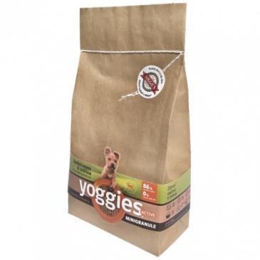 Yoggies Active Kachna a zvěřina 1,2kg Minigranule