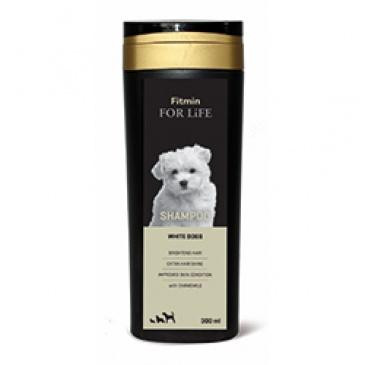 Fitmin SHAMPOO WHITE DOGS