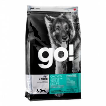 GO Fit + Free Grain Free 2,72kg