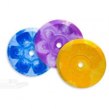 Létající disk gumový 25 cm s vůní