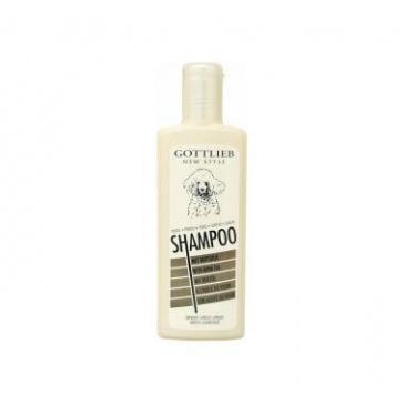 Šampon Gottlieb 300ml Pudl aprikot