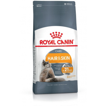 Royal Canin Cat Hair&Skin 4kg