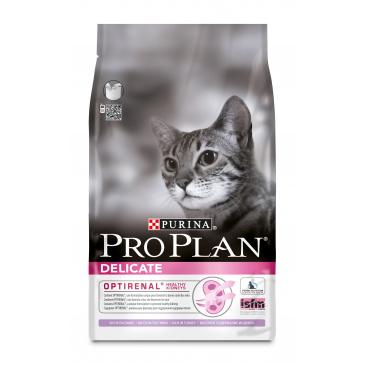 ProPlan Cat Delicate Krůta 3kg