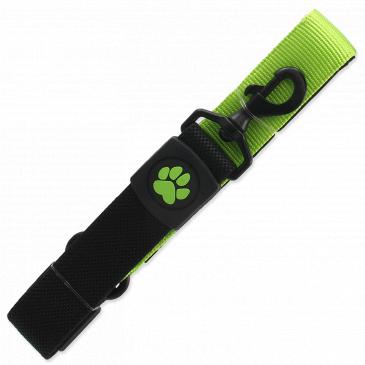 Vodítko ACTIV DOG Bungee Neoprene limetkové XL