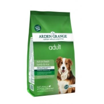 Arden Grange Adult Lamb 6kg