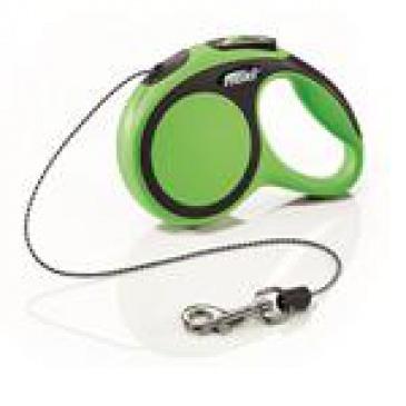 FLEXI Comfort lanko zelená XS 3m/8kg