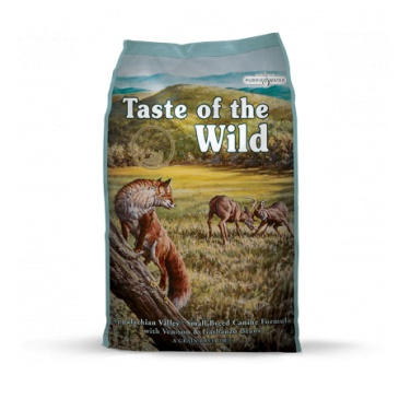 Taste of the Wild Appalachian Valley Small Breed 12,2 kg
