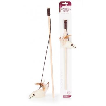 Hračka Natural Only Cat - Udice č.6, 40cm