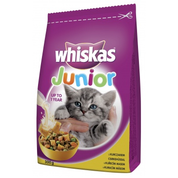 Whiskas granule Junior 300g
