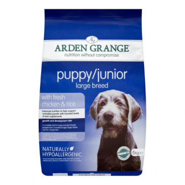 Arden Grange Junior Large Breed 12kg