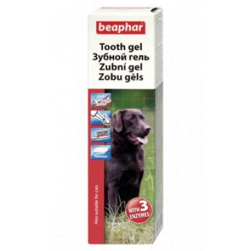 Beaphar zubní gel 100ml