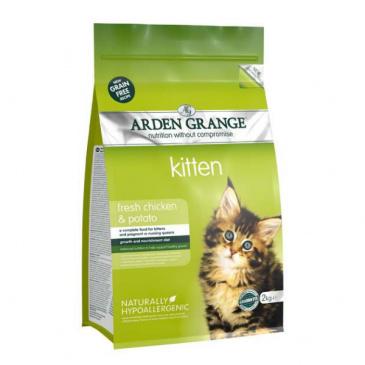 Arden Grange Kitten 2kg