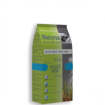 Nativia Adult Mini 3kg
