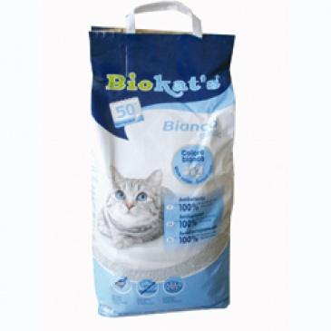Stelivo Biokats Bianco Hygiene 10kg