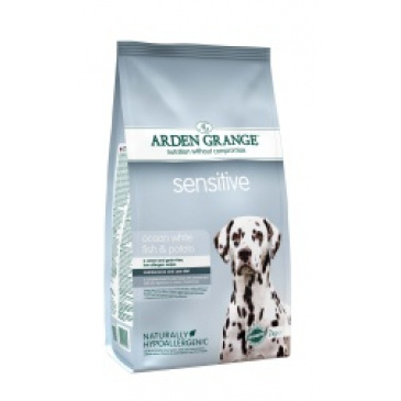 Arden Grange Sensitive 2kg Ocean Fish Potato