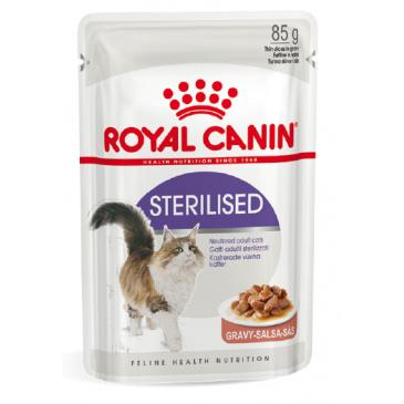 Royal Canin Kapsičky Sterilised ve šťávě 85g