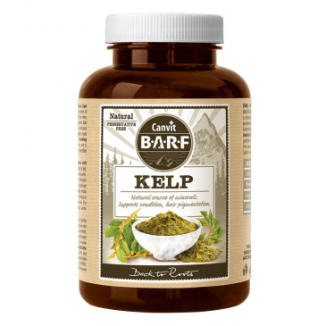 Canvit Natural Line Kelp plv 180 g