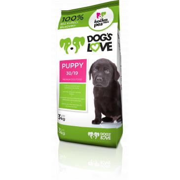 Dog´s love - Puppy 10kg