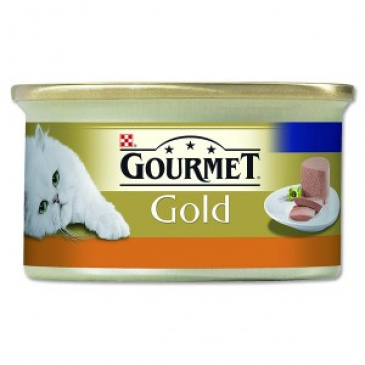 Gourmet Gold s krůtou - paštika 85g