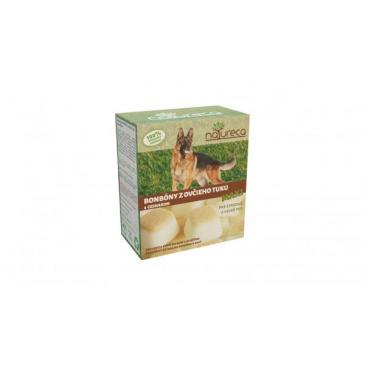 NATURECA - MAXI bonbóny z ovčího tuku - česnek 250 g