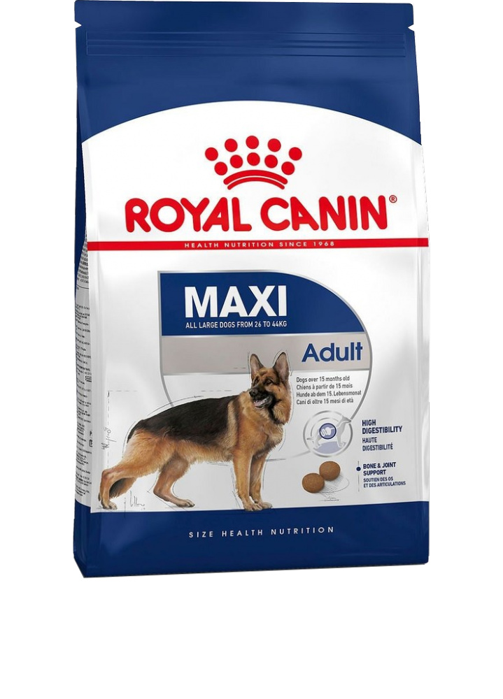 royal canin maxi adult 15kg twiko. Black Bedroom Furniture Sets. Home Design Ideas