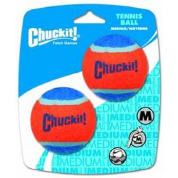 Hračka Tenis míč Chuckit 2ks M