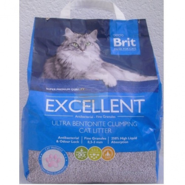 Stelivo Brit 10kg fresh for cats excellent ultra bentonite
