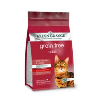 Arden Grange Cat Adult Chicken 4kg