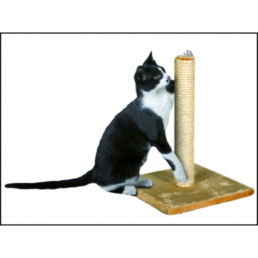 Škrabadlo MAGIC CAT Nora béžové 37 cm
