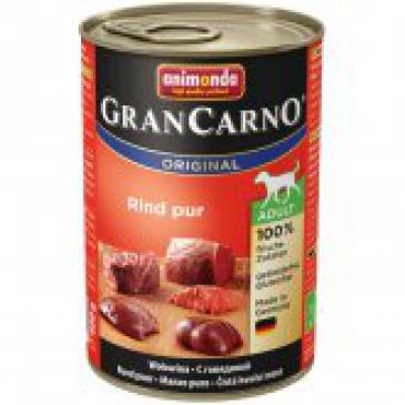 Grancarno konzerva 400g hovězí