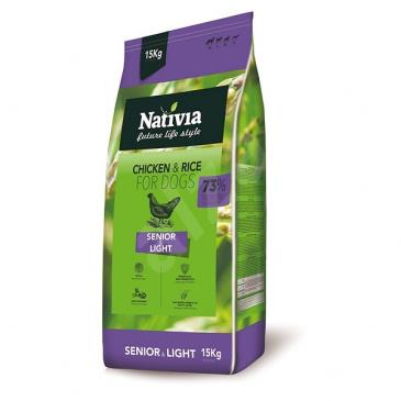 Nativia Senior, Light 15kg