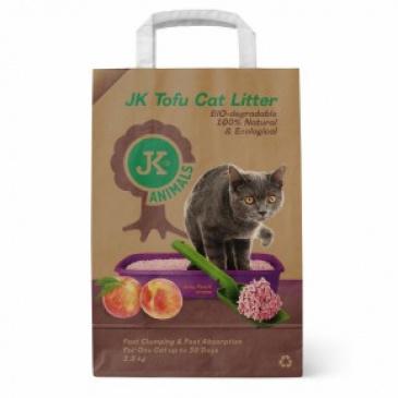 Stelivo JK Tofu cat litter Natural 2,5kg