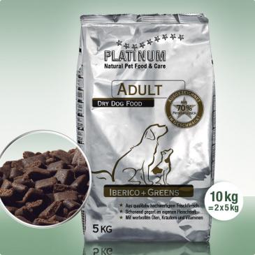 Platinum Natural Iberico 10kg (2x5kg)