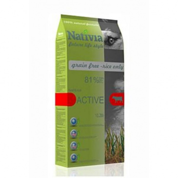 Nativia Active 15kg