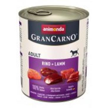 Grancarno konzerva hovězí, jehněčí  800g