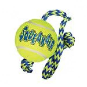 Kong tenis Air dog Míč na šňůrce medium
