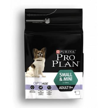 Pro Plan Small&Mini Adult 9+ 700g