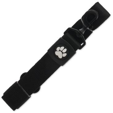 Vodítko ACTIV DOG Bungee Neoprene černé XL
