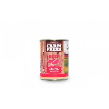 Farm Fresh Beef Monoprotein konzerva 800g