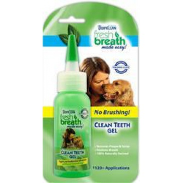 Tropiclean Clean Teeth Gel - gel pro psy - 59 ml
