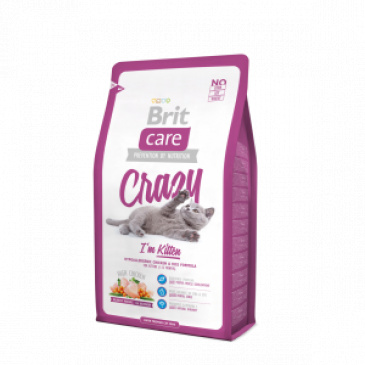 Brit Care Cat Crazy Kitten 7kg