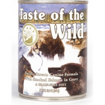 Taste of the Wild Konzerva 390g Pacific
