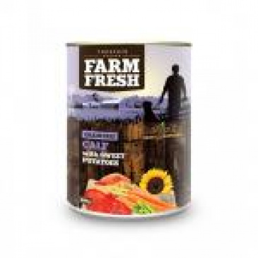 Farm Fresh CALF konzerva 800g
