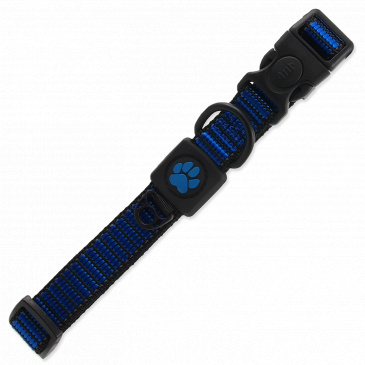 Obojek ACTIV DOG Strong modrý M