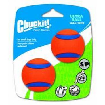 Hračka Chuckit Ultra Small 5cm - 2ks