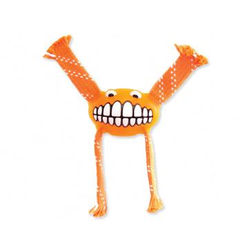 ROGZ Flossy Grinz oranžová L