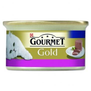 Gourmet Gold s hovězím - paštika 85g