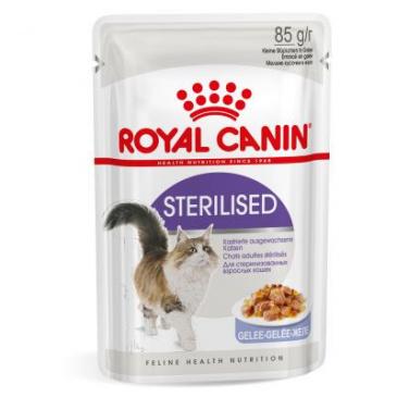 Royal Canin Kapsičky Sterilised v želé 85g